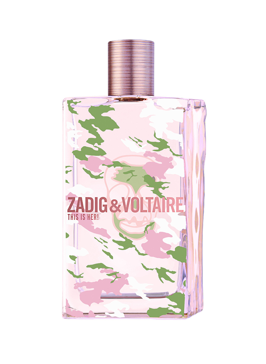 Standart Renksiz Zadigamp;Voltaire Zadig&Voltaire This Is Her No Rules Capsule Collection Edp 100ml Parfüm Kozmetik Kadın