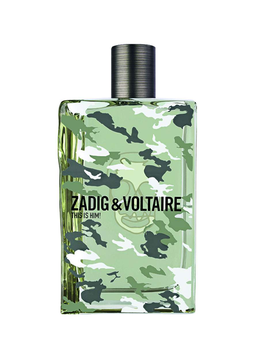 Standart Renksiz Zadigamp;Voltaire Zadig&Voltaire This Is Him No Rules Capsule Collection Edt 100 ml Parfüm Kozmetik Erkek