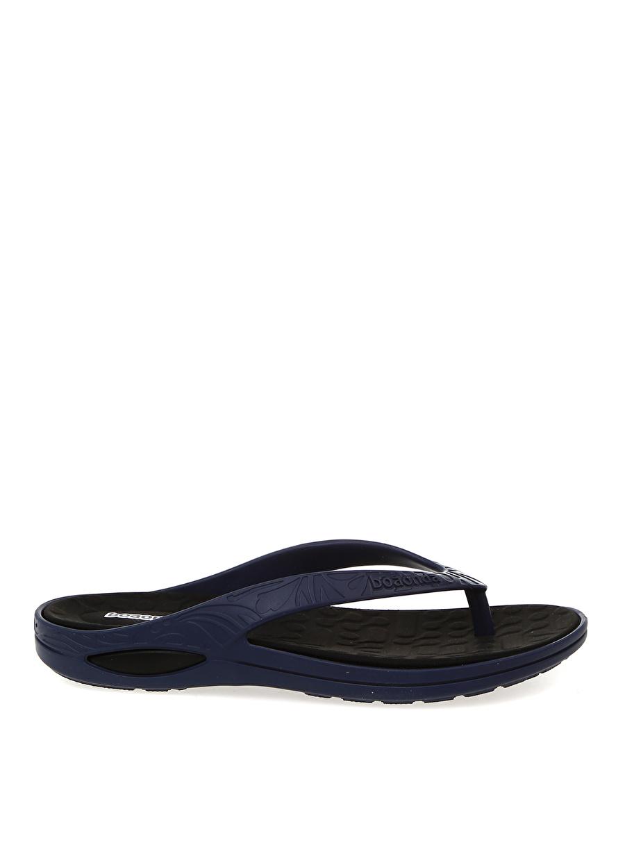 45-46 Lacivert Boaonda Terlik Ayakkabı Çanta Erkek Sandalet