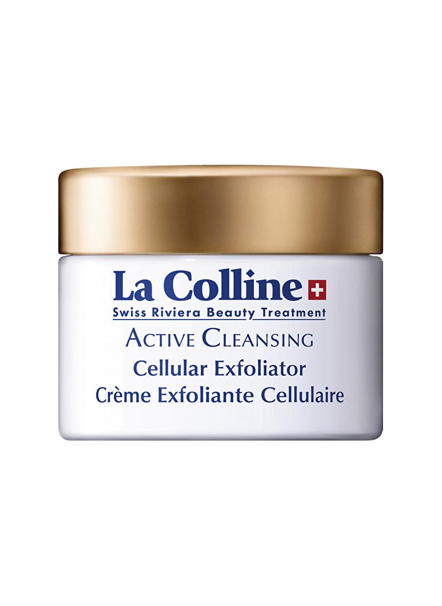 Standart unisex Renksiz La Colline Active Cleansing Exfoliator 30 ml Peeling Kozmetik Boyner\'e Özel