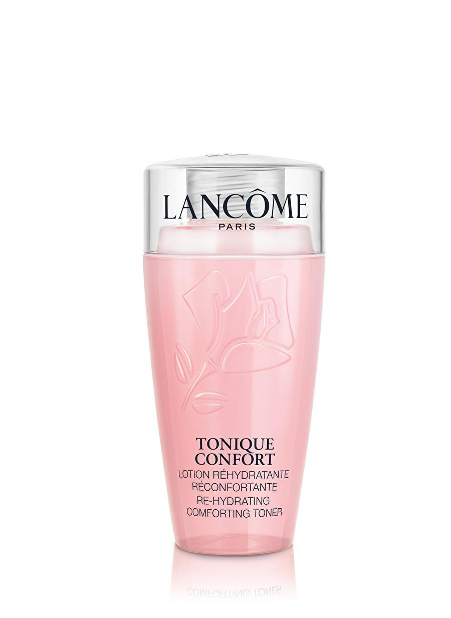 Standart Kadın Renksiz Lancome Tonique Confort 75 ml Tonik Kozmetik Cilt Bakımı Temizleyici
