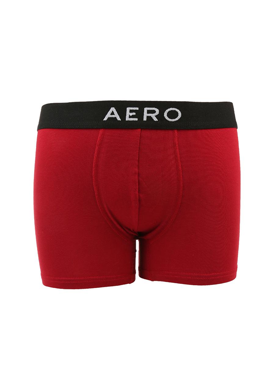 XL Erkek Bordo Aeropostale Boxer Equipment Accessor Active Streetwear