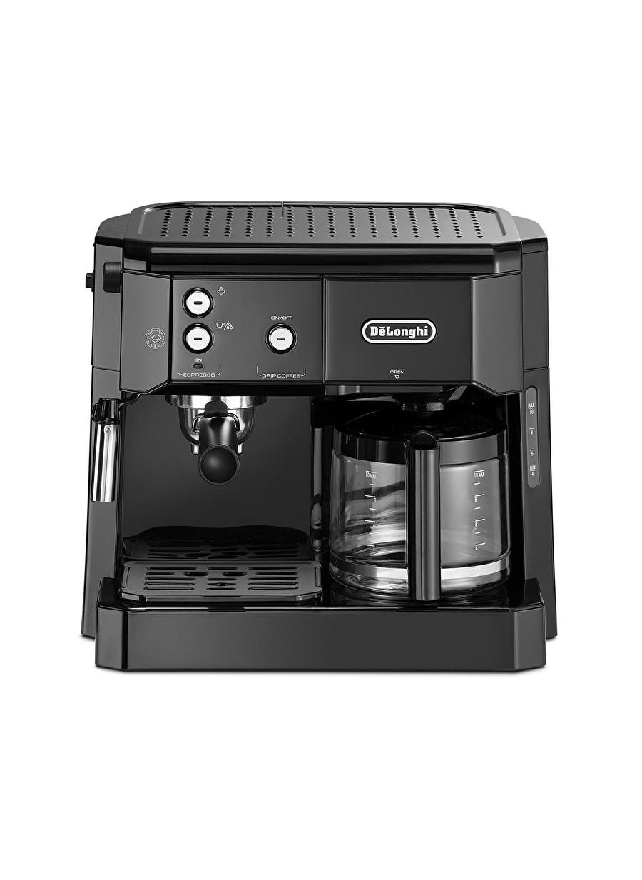 Standart unisex Renksiz Delonghi BCO 411.B Espresso&Filtre Kahve Makinesi Ev Elektrikli Aletleri Küçük