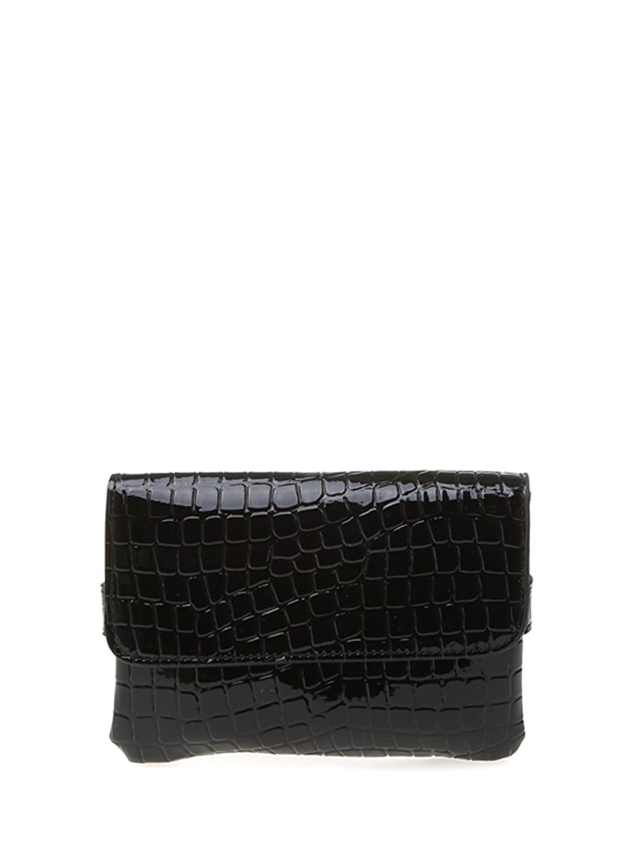 Standart Siyah Vero Moda Bel Çantası Ayakkabı Kadın