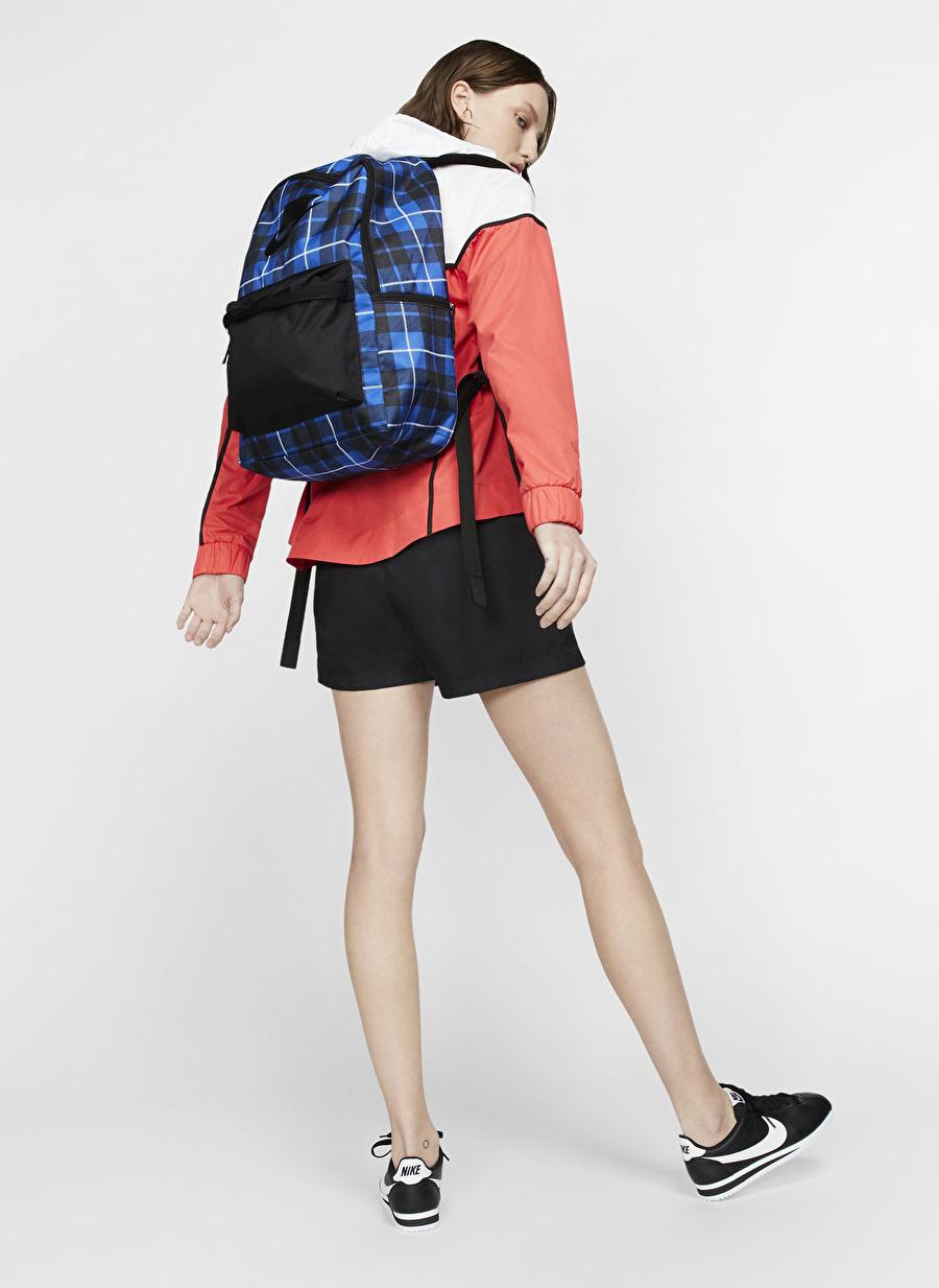 Standart unisex Mavi Nike Heritage 2.0 Sırt Çantası Bags Active Streetwear