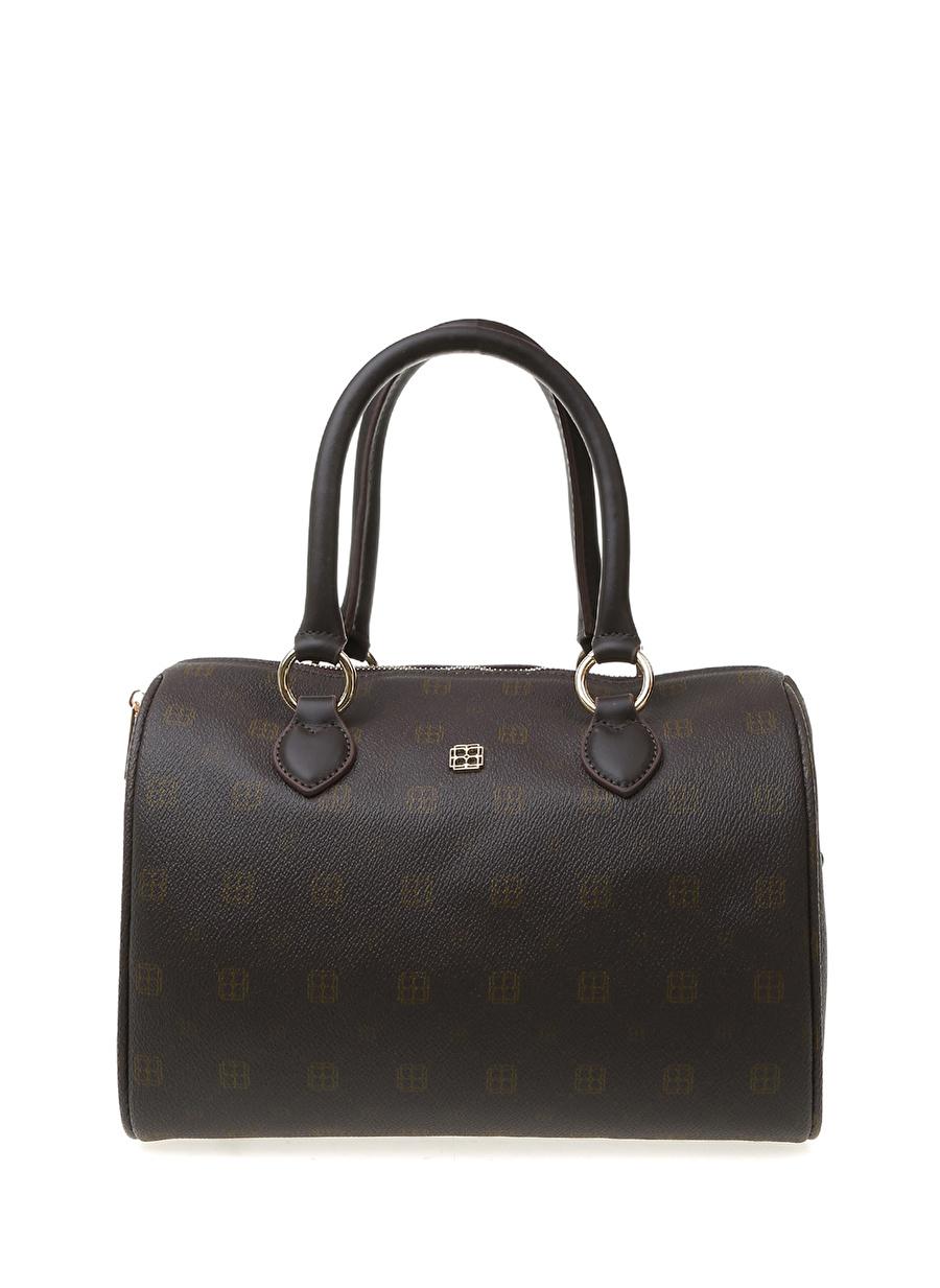 Standart Kadın Kahve Beymen Suni Deri El Çantası Bags Ladies
