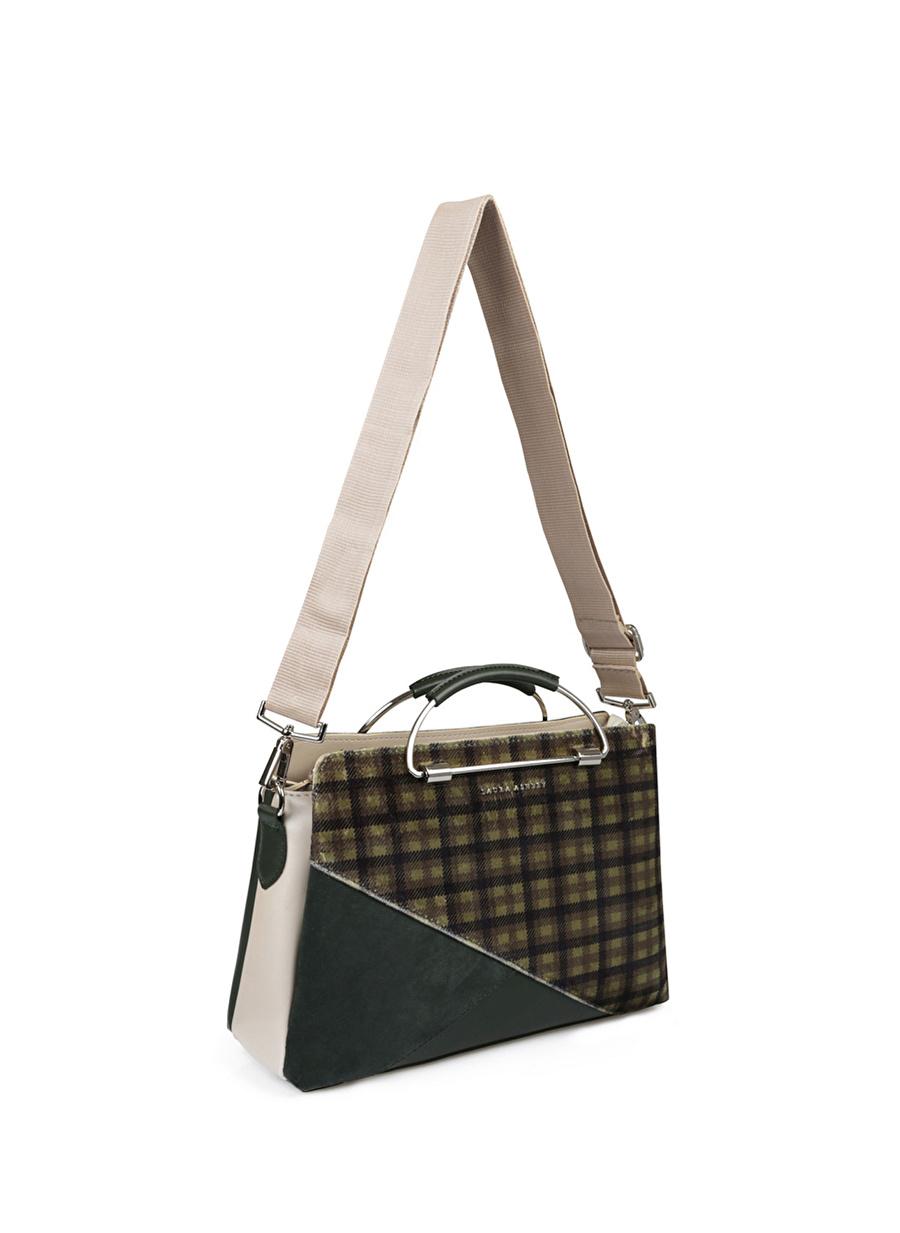 Standart Kadın Yeşil Laura Ashley El Çantası Bags Ladies