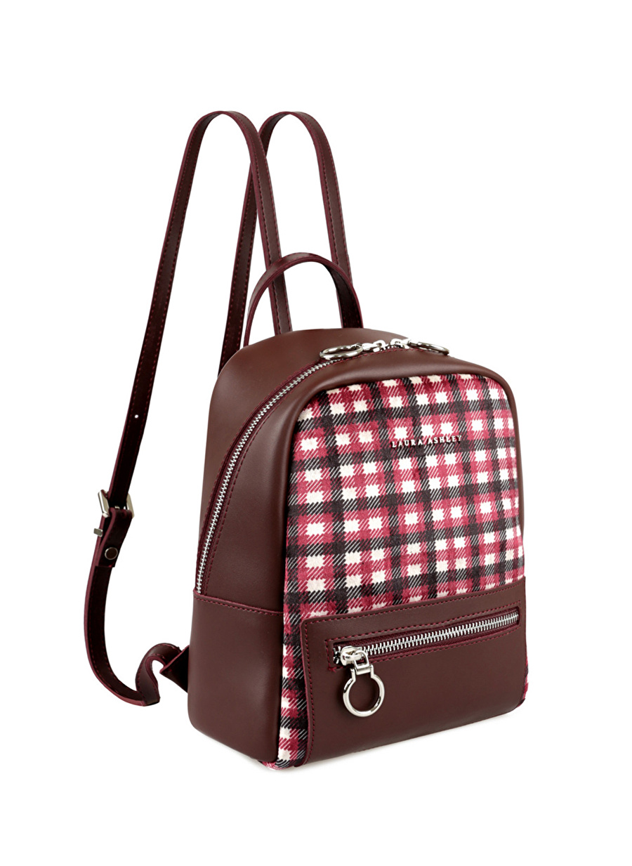 Standart Kadın Bordo Laura Ashley Claret Red Sırt Çantası Bags Ladies