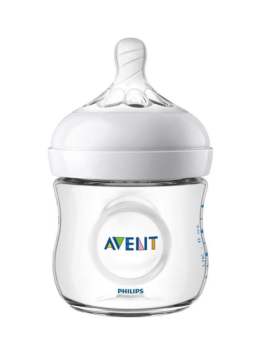 Standart unisex Renksiz Philips Avent Natural Biberon 125 ml Tekli Çocuk Bebek Bakım Ürünleri