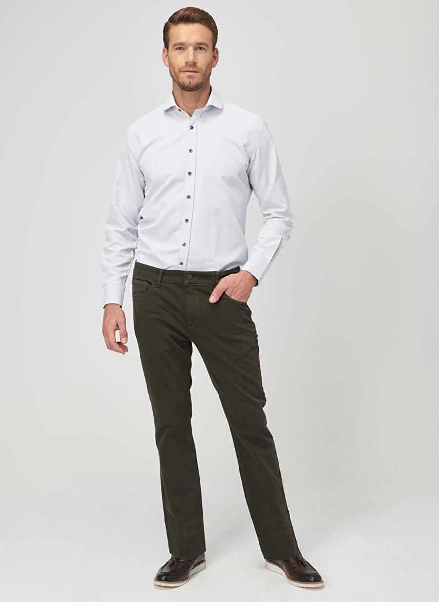 46 Haki Altınyıldız Classic Pantolon Erkek Giyim
