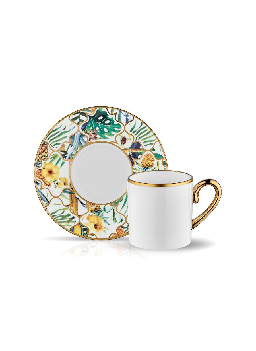 Standart unisex Renksiz Koleksiyon Kahve Seti Ev Mutfak Sofra Ürünleri Tamamlayıcı