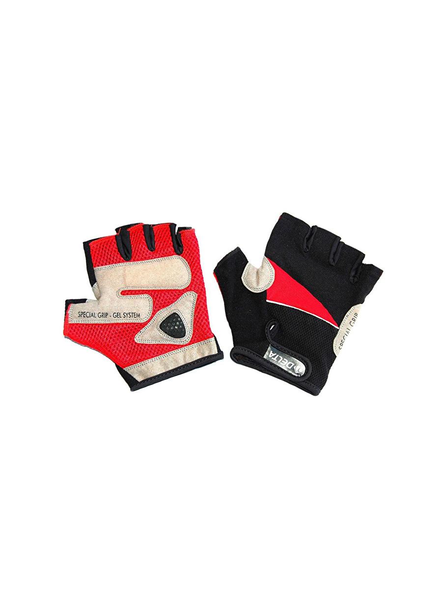 L Erkek Kırmızı Deltaspor Arwen Body Dambıl Halter Fitness Ağırlık Eldiveni Spor Türleri Kondisyon Ekipmanları