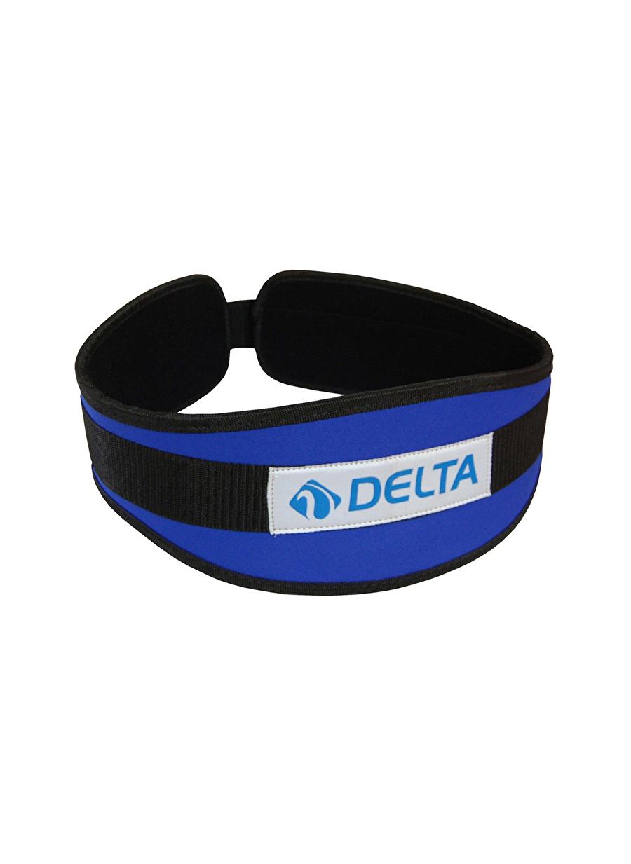 XL Erkek Mavi Deltaspor Spers Ağırlık Kemeri Spor Türleri Fitness Kondisyon Ekipmanları