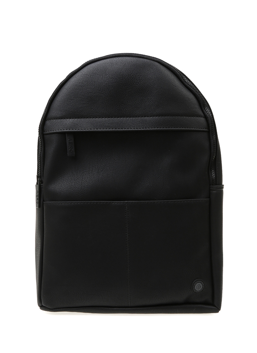 Standart Erkek Siyah Aeropostale Sırt Çantası Bags Mens