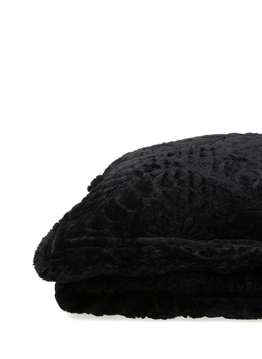 Standart unisex Siyah Handy Yatak Örtüsü Ev Tekstili