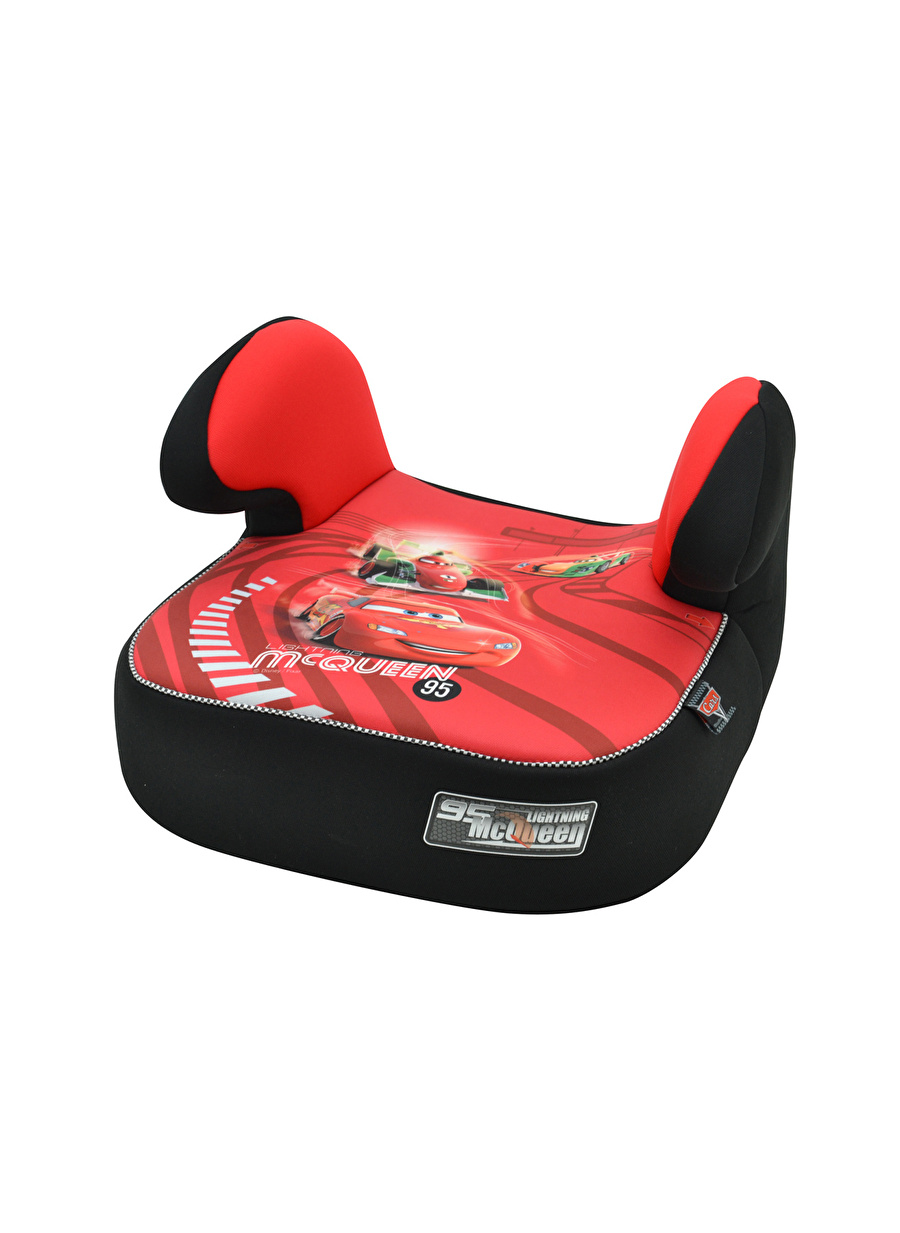 Standart unisex Kırmızı Disney Dream Lux 15-36 kg Yükseltici Oto Koltuğu Mcqueen Çocuk Bebek Araç Gereçleri