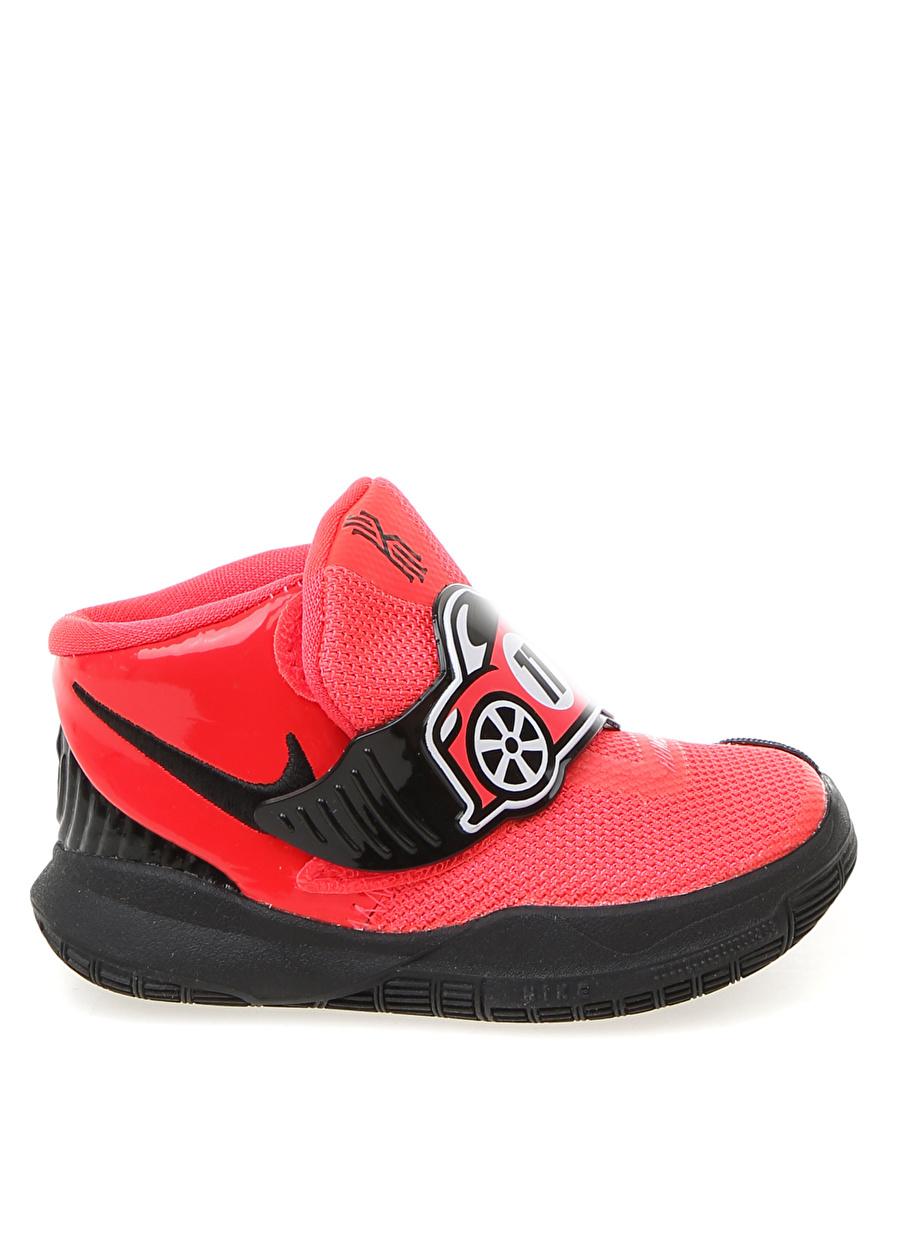 27 Erkek Kırmızı Nike Kyrie 6 Auto (Tdv) Çocuk BasketbolAyakkabısı