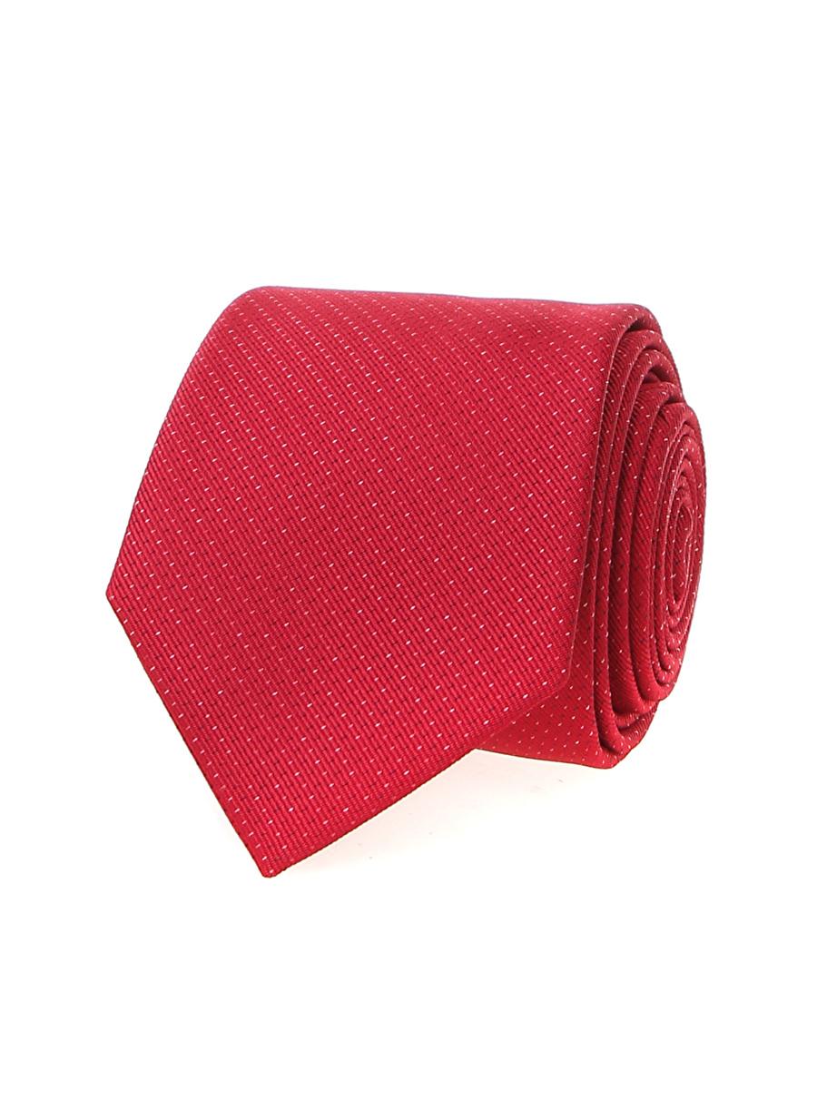 Standart Erkek Kırmızı George Hogg Kravat Furnishings Mens