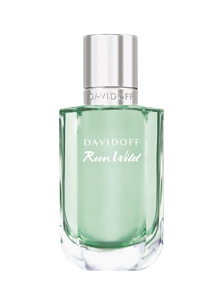 Standart Renksiz Davidoff Run Wild For Her Edp 50 ml Parfüm Kozmetik Kadın