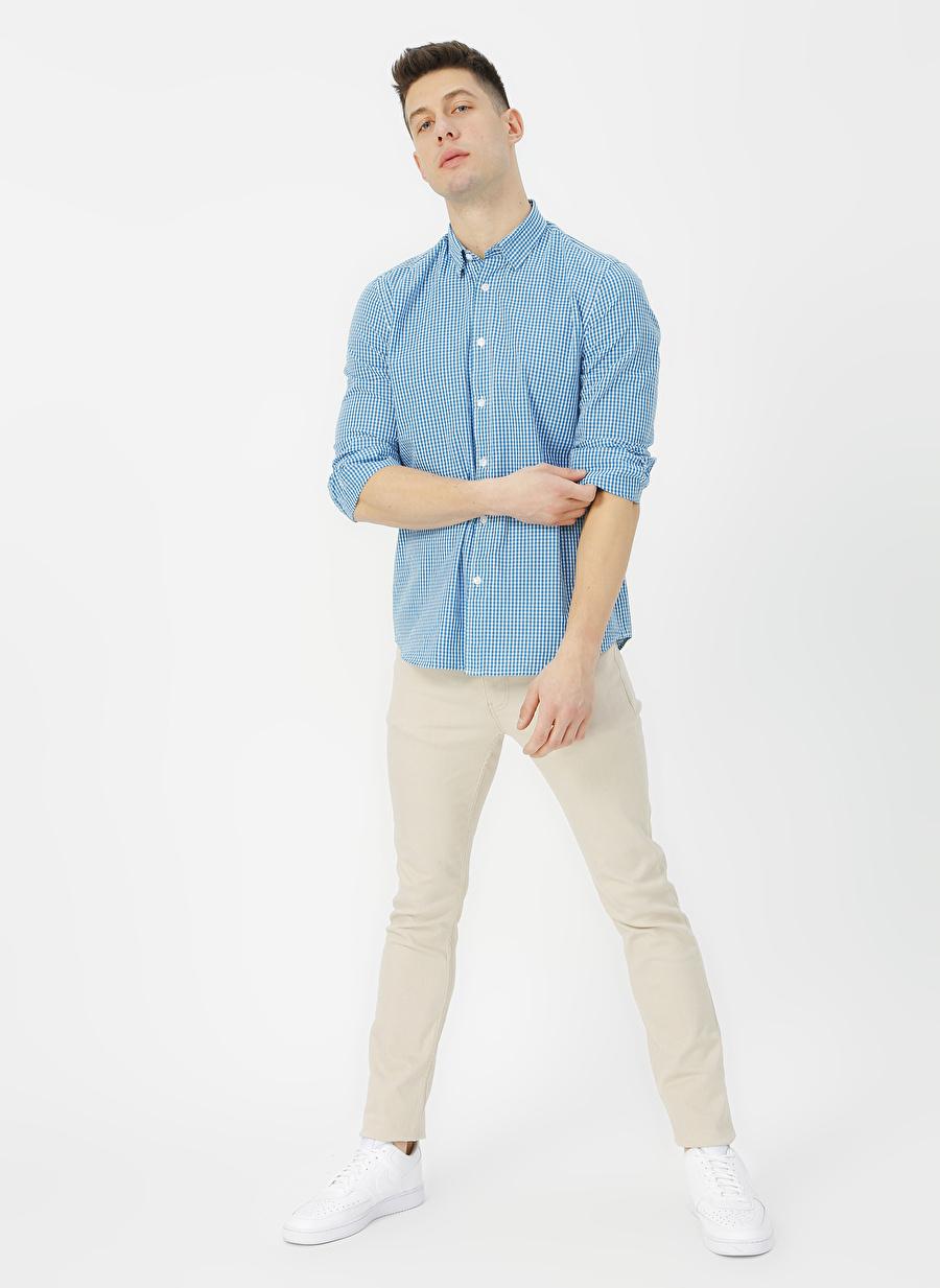 31 Bej Limon Chıno Pantolon Erkek Giyim