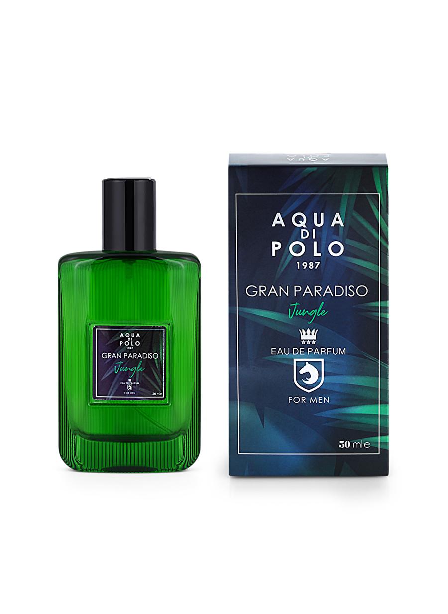 Aqua Di Polo 1987 Gran Paradiso Jungle Edp 50 ml Erkek Parfüm