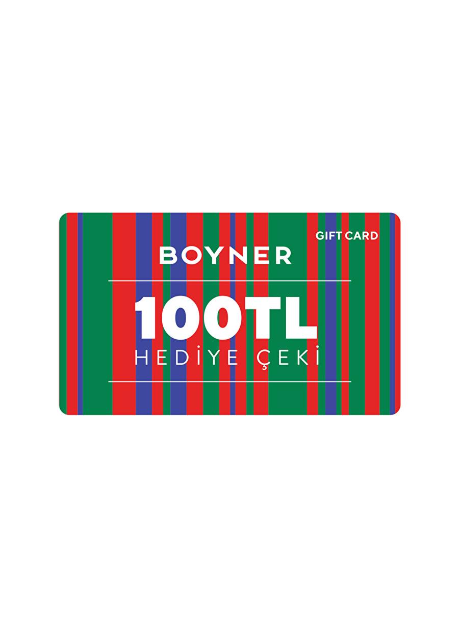 Standart unisex Renksiz Markasız Gift Card 100 TL Ev Fiyata Göre Hediyeler