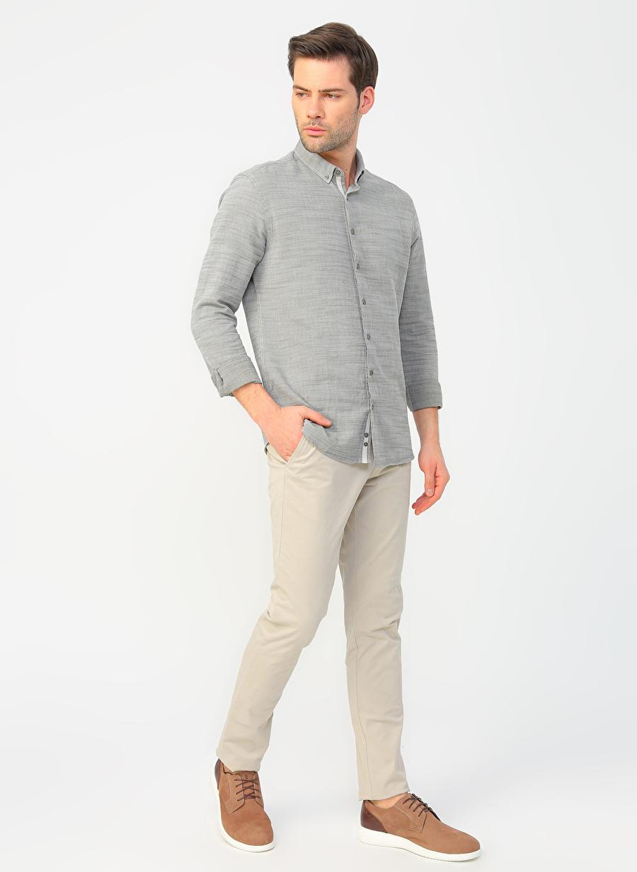 54 Taş Altınyıldız Classic Pantolon Erkek Giyim