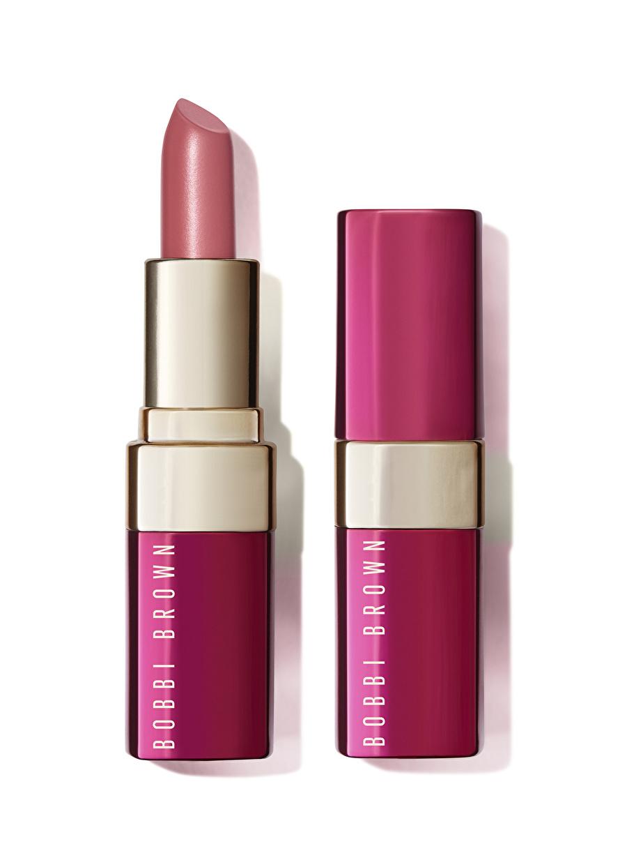 Standart Kadın Renksiz Bobbi Brown Luxe Lip Color Pink Sapphire Ruj Kozmetik Makyaj Dudak Makyajı