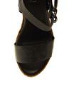 Limon Dolgu Topuk Ayakkabı