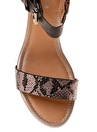 Punto Dolgu Topuk Ayakkabı