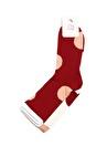 Pink&Orange Soket Çorap
