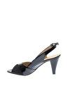 Cotton Bar Topuklu Ayakkabı