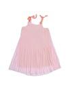 Pink&Orange Elbise