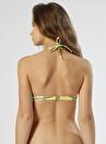Limon Bikini Üst