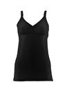 Blackspade Askılı Siyah Kadın İç Giyim Atlet