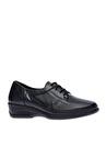 Muya Siyah Düz Ayakkabı