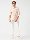 Cotton Bar Chino Pantolon