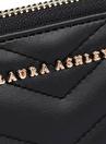 Laura Ashley Siyah Kadın Cüzdan
