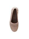 Forelli Bej Düz Ayakkabı