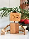 Lamoneta Mrs. Robot Kişiye Özel Ağaç Saksı
