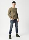 Twister Jeans Sweatshırt