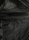 Aeropostale LOSANGELES Siyah Şişme Mont