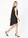 Black On Black Elbise