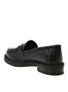 Limon Siyah Kadın Düz Ayakkabı