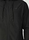 Skechers Siyah Zip Ceket