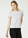 DKNY Jeans Logolu Kısa Kollu T-Shirt