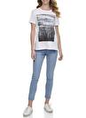 Dkny Jeans Baskılı T-Shirt