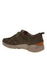 Fabrika  Haki Erkek Nubuk Günlük Ayakkabı
