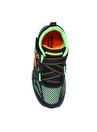 Skechers 400031L Vortex-Flash Siyah - Sarı Erkek Çocuk Yürüyüş Ayakkabısı