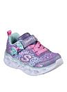 Skechers 302088N Heart LIights Çok Renkli Kız Çocuk Yürüyüş Ayakkabısı